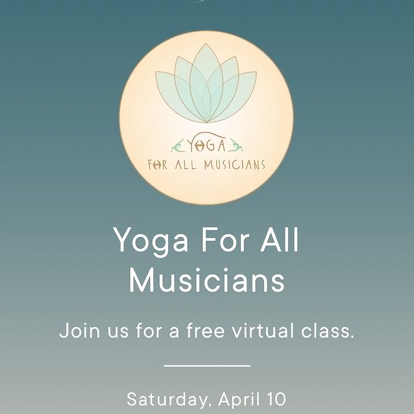 Yoga for Brass Players sponsored by S.E. Shires