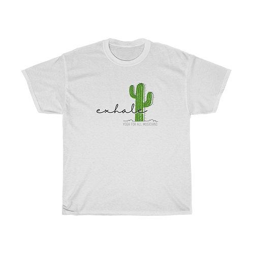 Exhale, Cactus Tee