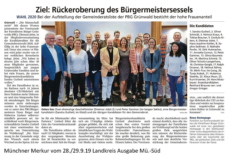 Münchner_Merkur_28.9.19_Rückeroberung_PB
