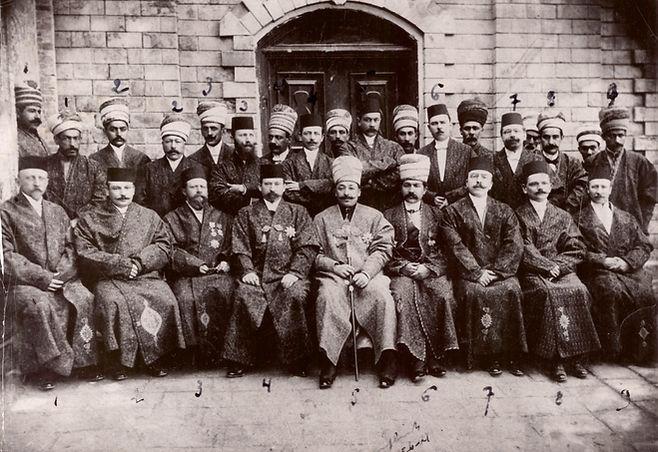 Des fonctionnaires belges 21 mars 1913.j