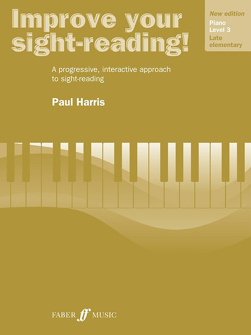 Improve Your Sight Reading Grade 3