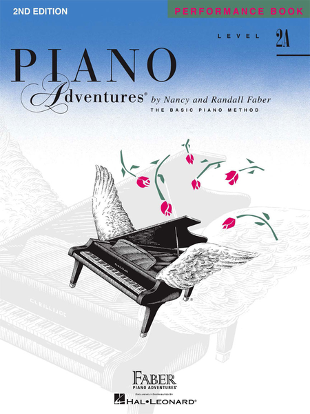 Piano Adventures Performance - Level 2A