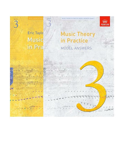 Music Theory In Practice Pack Grade 3