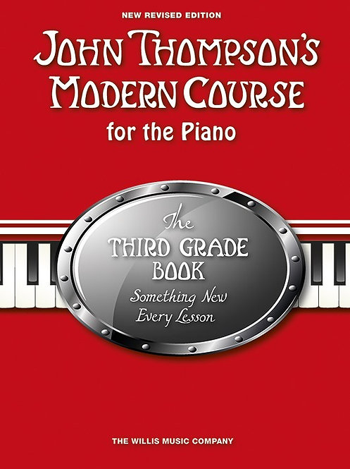 John Thompson's Modern Course for the Piano Gr. 3