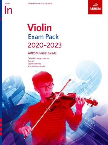 Violin Exam pieces 2020-2023 Score & Part