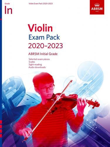 Violin Exam pieces 2020-2023 Score & Part