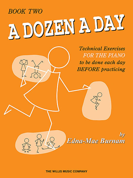A Dozen A Day - Book 2