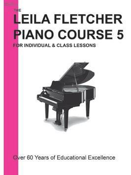 Leila Fletcher Piano Course - Book 5