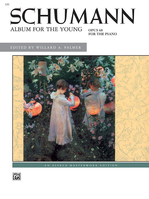 Album for the Young Op.48 Schumann