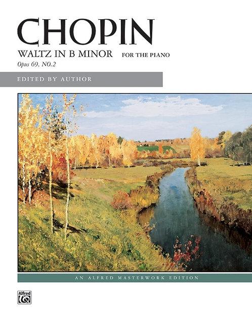 Waltz in B Minor, Opus 69, No. 2