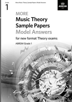 More Music Theory Sample Paper Model Answers