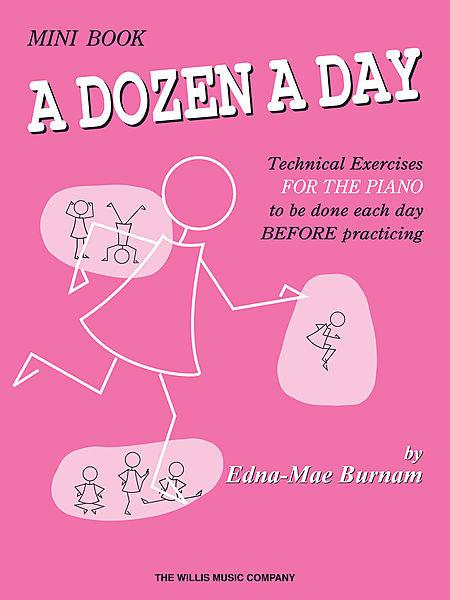 A Dozen A Day - Mini Book