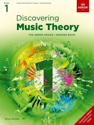 Discovering Music Theory Answer Book