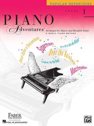 Piano Adventures Popular Repertoire - Level 1