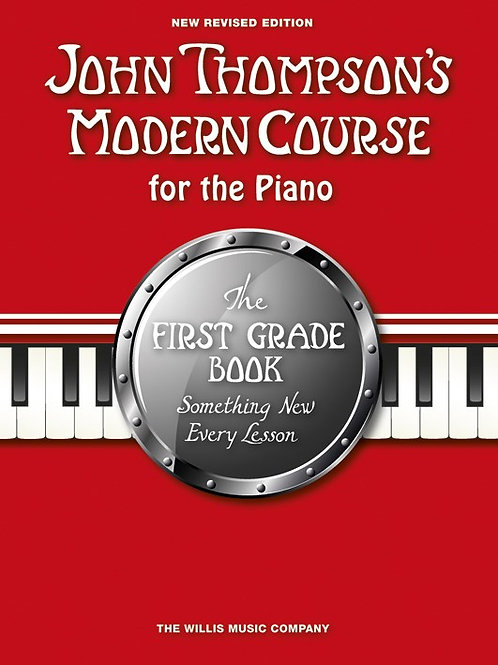 John Thompson's Modern Course for the Piano Gr. 1