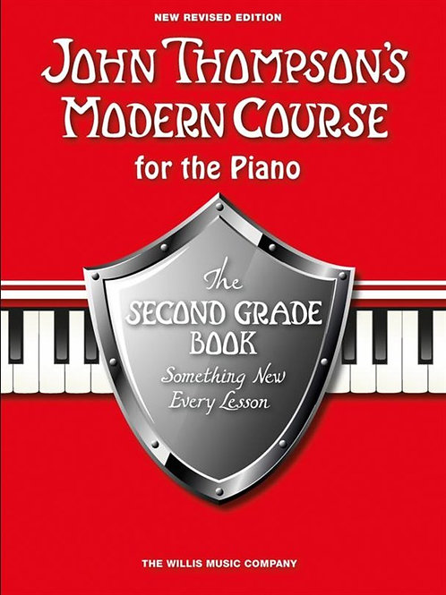 John Thompson's Modern Course for the Piano Gr. 2