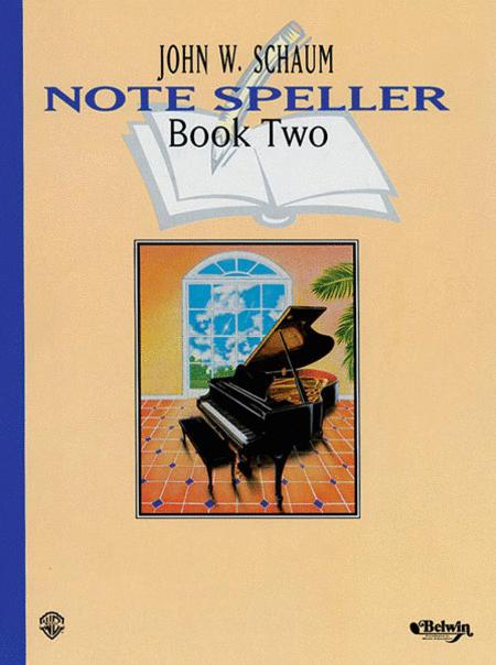 Note Speller - Book 2