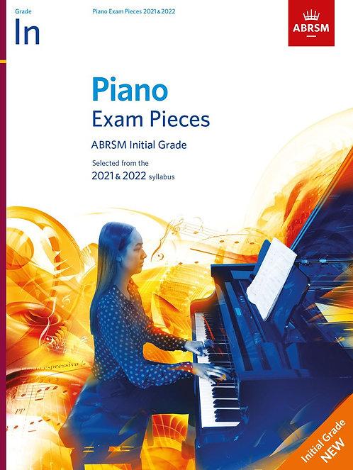 Piano Exam Pieces 2021 & 2022