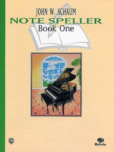 Note Speller - Book 1