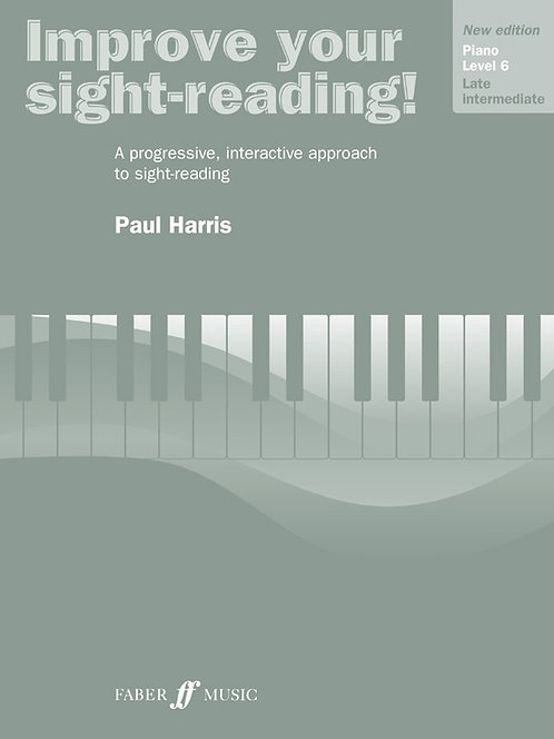 Improve Your Sight Reading Grade 6
