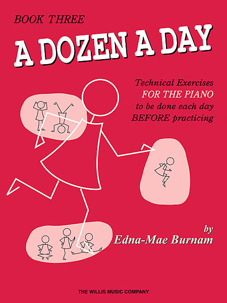 A Dozen A Day - Book 3