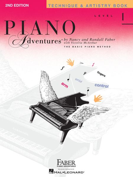 Piano Adventures Tech & Artistry - Level 1