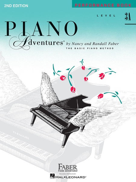 Piano Adventures Performance - Level 3A