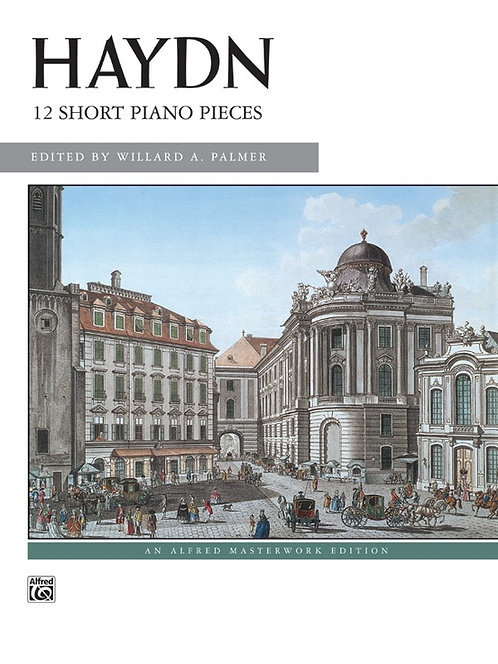12 Short Piano Pieces by Haydn