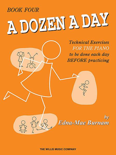 A Dozen A Day - Book 4