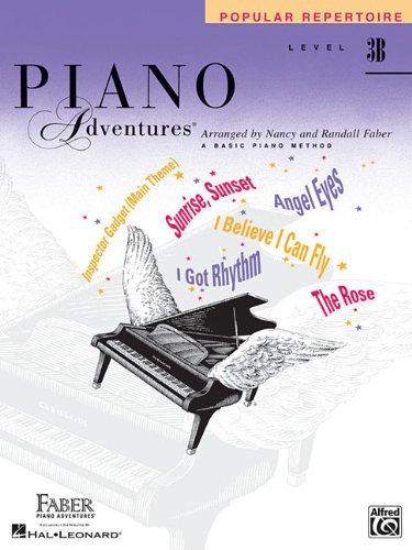Piano Adventures Popular Repertoire - Level 3B