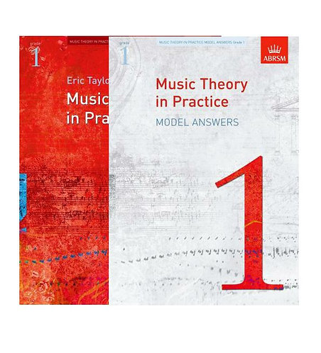 Music Theory In Practice Pack Grade 1