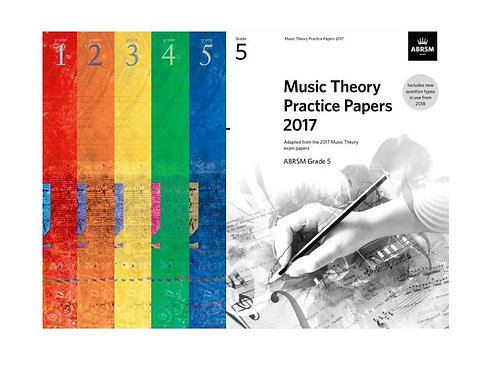 Music Theory In Practice Complete Pack