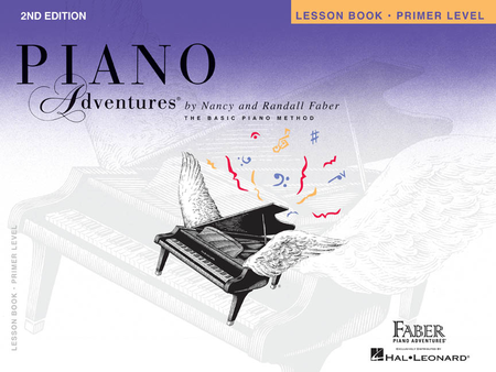 Piano Adventures Lesson Book - Primer Level