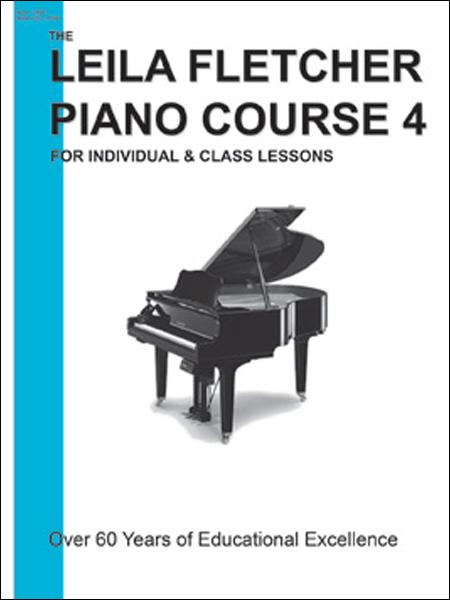 Leila Fletcher Piano Course - Book 4