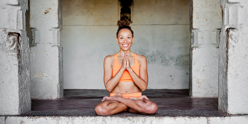 Ashtanga yoga workshop with Laruga Glaser