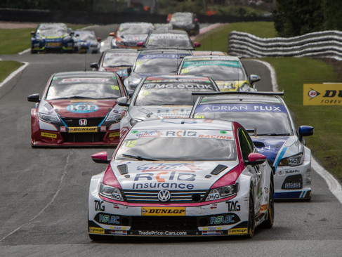 Epps Back On Form With Oulton Park Top Ten Double