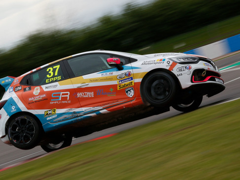 Epps Bags More Points During Tough Donington Weekend