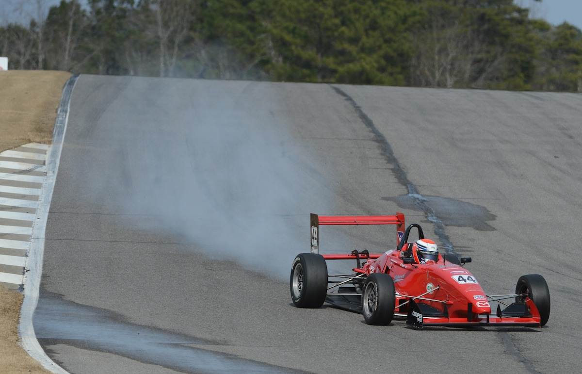 Cooper Tires USF2000 Winterfest 2014