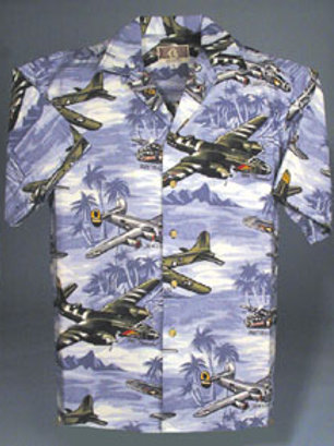 BORN Hawaiian Shirt