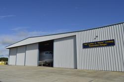 Larkin/Lindsay Restoration Hangar