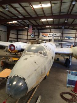 English Electric Canberra TT-18