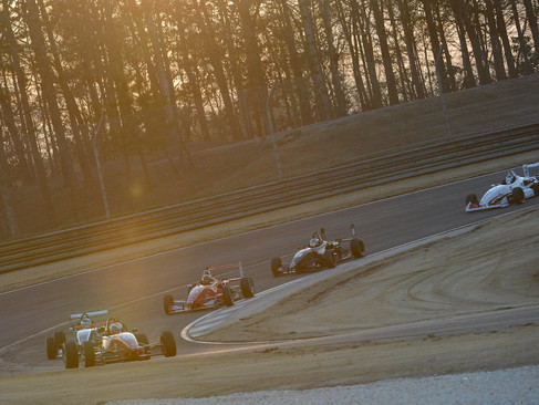 Epps Retires from 2014 USF2000 Championship in United States