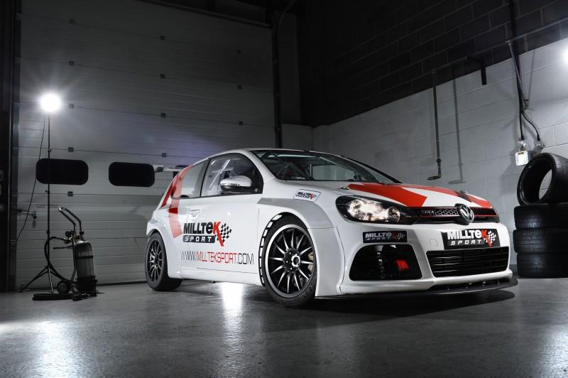 Miltek Sport VW Racing Cup