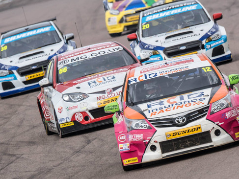 Epps Leaves Rockingham BTCC Wars With Positives For Silverstone