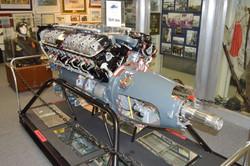 Cutaway Allison Engine