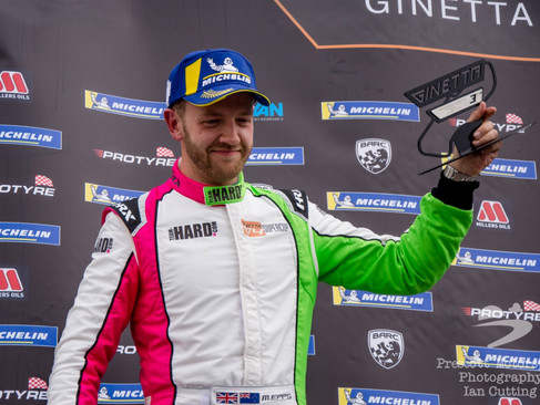 Epps Fights Back For Double Donington Podium