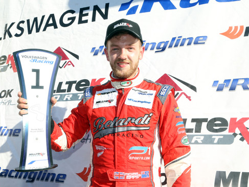 Epps Takes Another Win at Brands Hatch In Tough Circumstances