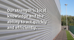 Efficient, local knowledge
