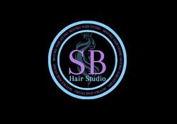 Official Skyy'Blu Hair Studio Logo Desig