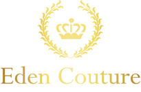 Een Couture Logo - Gold Crown gold arches
